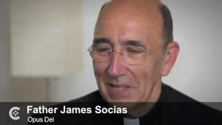 Fr. Jim Socias: St. Josemaria told me, love your family very much
