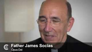 """Romo Jim Socias: St. Josemaria mengatakan kepada saya, """"Cintailah sungguh-sungguh keluargamu."""""""