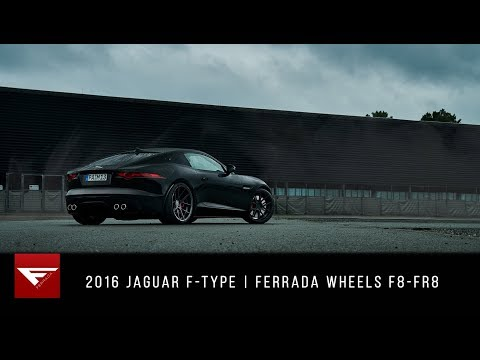 2016 Jaguar F-Type | The Wild Jaguar | Ferrada Wheels F8FR8
