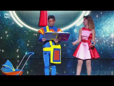 Video Mariano Bruno - Pigroman - Made in Sud 03/05/2017 download in MP3, 3GP, MP4, WEBM, AVI, FLV January 2017