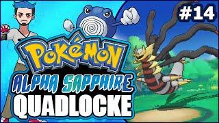 14 | FISHERMAN FROM HELL | Pokémon Alpha Sapphire Randomizer Quadlocke by Ace Trainer Liam