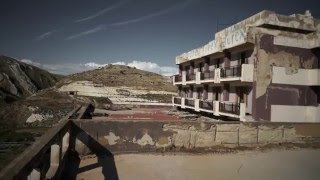 Agrigento Italy  city photos gallery : Urban Exploration - Abandoned Hotel (Agrigento, Italy)