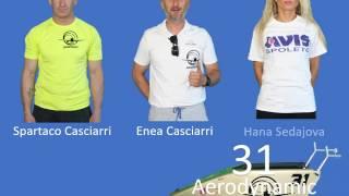 #vaporetti2017 Equipaggio N°31 Aerodynamic s.r.l.s.