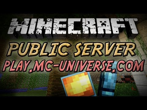 Play.mc-universe.com Minecraft