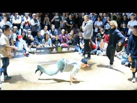 3 VS 3 FINAL BATTLE | FoundationNation vs Polskee Falvour | Freestyle session 2016