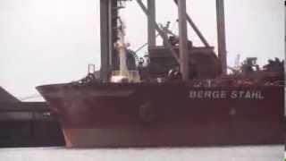 Video Berghe Stahl voorheen werelds grootste bulkcarrier MP3, 3GP, MP4, WEBM, AVI, FLV Desember 2018