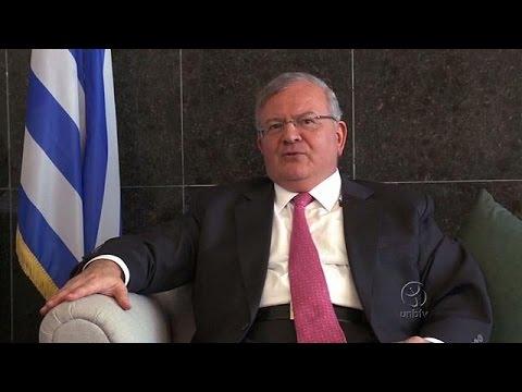 Ανακρίνεται η σύζυγος του αγνοούμενου Έλληνα πρεσβευτή στη Βραζιλία