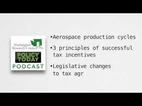 Aerospace Tax Incentives - Is a Deal a Deal?