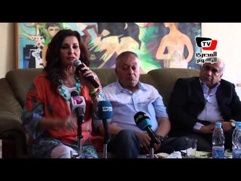 بالصور والفيديو: أثار الحكيم تقاضي رامز جلال