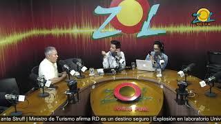 Junior Arias Noboa presidente de Federación Dominicana de Esgrima comenta sobre Esgrima en el país
