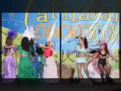 ELECCION REINA DE CHACAO 2008 PLAZA BOLIVAR MUNICIPIO CHACAO:  .