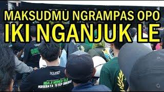 Video Didatangi Bonek Nganjuk, Pelaku Perampas Atribut Gemetaran MP3, 3GP, MP4, WEBM, AVI, FLV Januari 2019