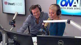 Video Kelly Learns to DJ on Ryan's Radio Show MP3, 3GP, MP4, WEBM, AVI, FLV Juni 2018