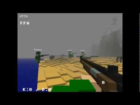 Video of Block Warfare