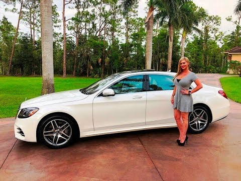 SOLD!!! 2018 Mercedes-Benz S560 Car Review W/MaryAnn @AutoHausNaples