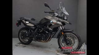 9. 2014  BMW  F700GS W/ABS - National Powersports Distributors