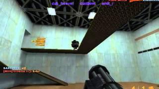 Tfc Hwguy Gameplay. Map: 2fort Evil server NeotfHwguy ile oynuyoruz.