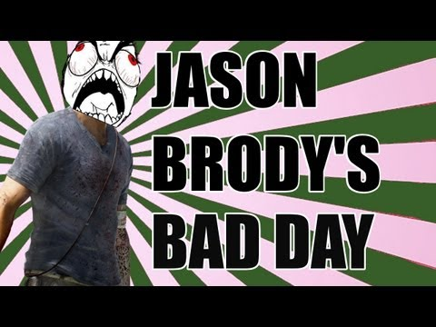 brody's - When Jason Brody have a Bad Day... Like if you enjoyed, thanks guys! Remember that's not my voice. http://www.youtube.com/watch?v=hddCpJ8MfVo. Song Name and ...