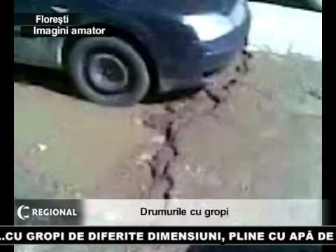 Drumurile cu gropi