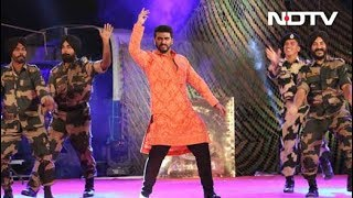 Jai Jawan with Arjun Kapoor: Kabaddi, anyone?