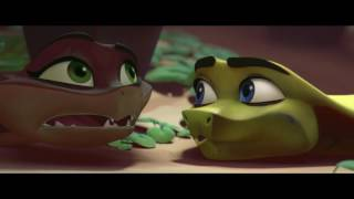 Nonton Sahara Official Trailer 2017  Animation Movie Hd Film Subtitle Indonesia Streaming Movie Download