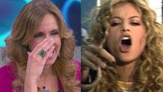Retrojueves: Paulina Rubio ignoró a Lili Estefan como si no existía