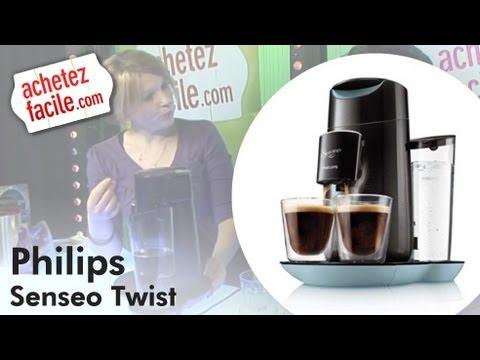 Test : Senseo Twist Philips