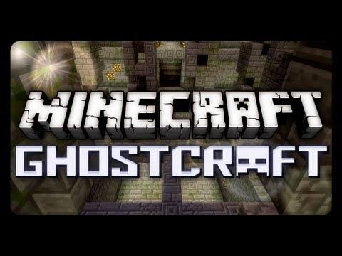 Minecraft: GhostCraft w/ SkyDoesMinecraft - Worst Ghost Ever!