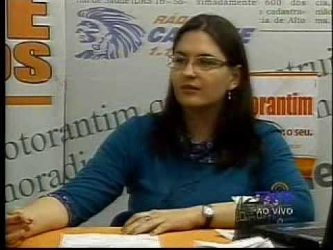 Debate dos Fatos na TV Votorantim 02 08 13