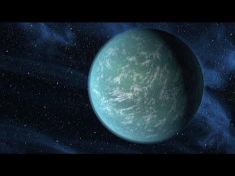 Uzayda yeni bir 'dünya' bulundu