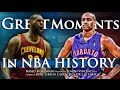 Great Moments In NBA History - Volume 2