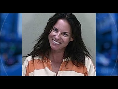 Drunk driver smiles in her mugshot after she killed a mother and injured her daughter