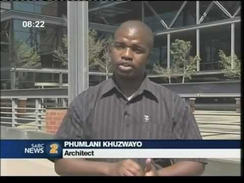 architectureZA – P. Khuzwayo on National Library, Pretoria