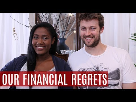 Financial Decisions We Regret