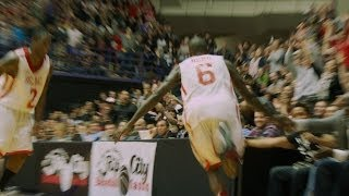 Jamal Crawford Lockout Highlights - Portland
