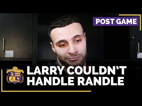 Video: Larry Nance Jr. On Guarding Julius Randle, Playing Against Lakers