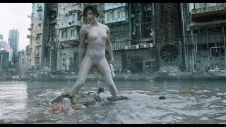 Nonton Ghost In The Shell (2017) - Water Fight - Paramount Pictures Film Subtitle Indonesia Streaming Movie Download