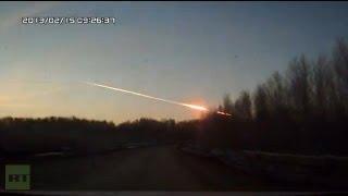 Meteorite Crash In Russia: Video Of Meteor Explosion That Stirred Panic In Urals Region