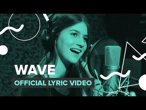 WAVE | Official Lyric Video | Brooke Butler