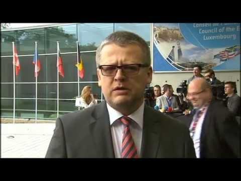 Veselības ministrs piedalās ES nodarbinātības, sociālās politikas, veselības un patērētāju lietu ministru padomē