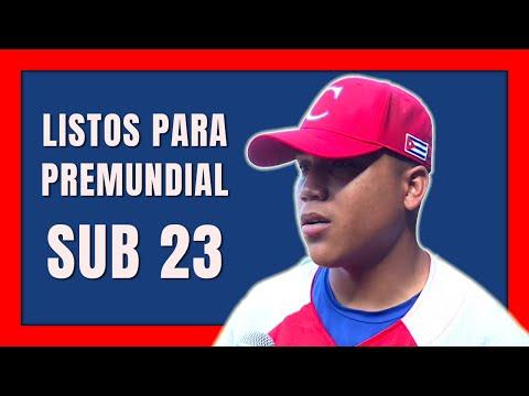 Premundial Sub-23 de Béisbol: ¿Cómo llega Cuba al torneo?