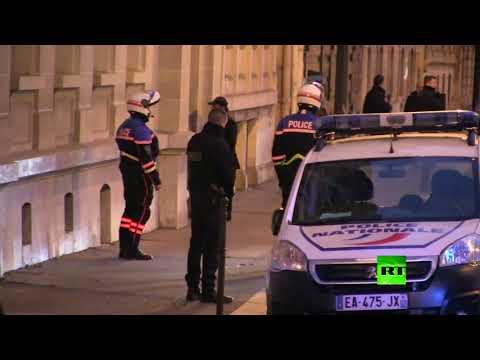 العرب اليوم - لحظة وصول الحريري إلى منزله في باريس
