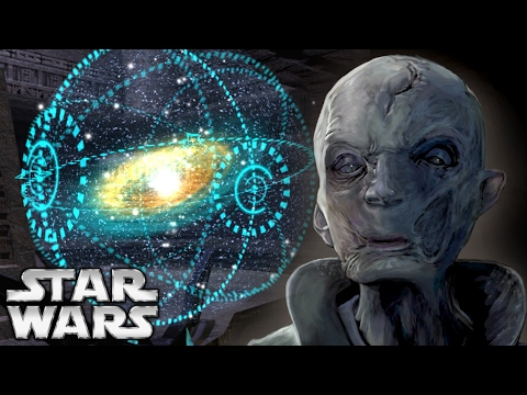 Supreme Leader Snoke is from Another Galaxy? New Information from Aftermath: Empire's End Revealed!
