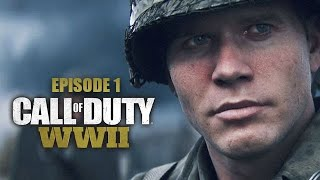 Call of Duty: WWII | Episode 1 : JOUR J [Let's play FR]