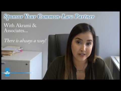 How to Sponsor Your Common Law Partner Video
