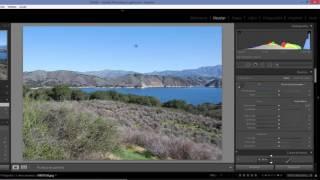 PARA VER EL INDICE COMPLETO HACER CLICK EN MOSTRAR MAS. En este videotutorial haremos un repaso rápido de conceptos, y aprenderemos a nivelar el horizonte, objetos torcidos como árboles, a mejorar tus fotos con dominantes de color, reducción de ruido y te daremos una introducción al calibrado de color profesional de tu cámara con el Adobe DNG Profile Editor.min 0:01:45 - Un repaso rápido a los módulos de Lightroommin 0:03:11 - Trabajando con la superposición de recorte para nivelar el horizontemin 0:05:48 - Nivelando el horizonte con la herramienta ángulomin 0:10:14 - Arreglando el viñeteo producido por los parasolesmin 0:13:39 - Aplicando recortes de medidas estándard en la fotomin 0:17:59 - Nivelando el horizonte en fotografías previamente recortadasmin 0:19:07 - Introducción al Adobe DNG Profile Editormin 0:21:17 - Introducción a las hojas de calibración del color para cámaras profesionalesmin 0:22:33 - Recordando la eliminación de manchas de sensor en la fotografíamin 0:24:12 - Recordando el ajuste del equilibrio de blancosmin 0:28:41 - Recordando el ajuste de la exposición con el histograma dinámicomin 0:30:18 - Cambiando el ajuste de los colores de la foto con la herramienta de selección directamin 0:31:35 - Recordando la curva de tonos en el ajuste de la fotografíamin 0:39:13 - Creando dominantes de colormin 0:42:30 - Repaso general de conceptos para la eliminación de viñeteomin 0:43:58 - Corrigiendo árboles torcidos respecto al horizontemin 0:50:30 - Recordando la corrección de perspectiva y viñeteomin 0:59:18 - Recordando la reducción de ruido en la fotografíamin 1:01:23 - Recordando las dominantes de color