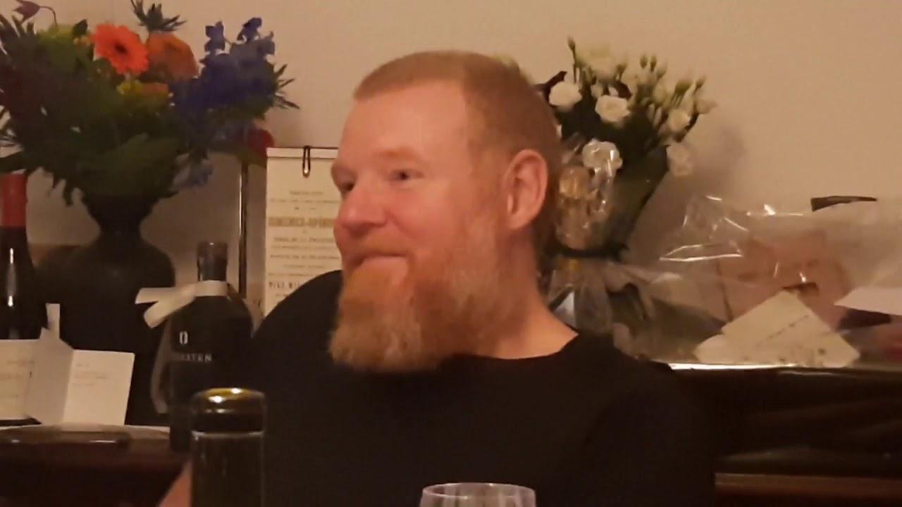 Dinner Copenhagen 2017