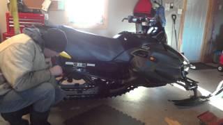 5. Yamaha apex suspension install