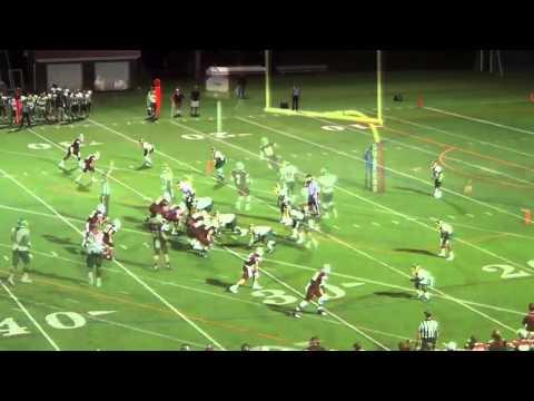Guilford Football vs. Methodist