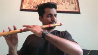 Originally Sung By Atif Aslam. I Actually Fell In Love With This Song When I Heard It. So I Decided To Play It On Flute. Hope You All Like It. Please Share As Much As You Can. Thank You. :)